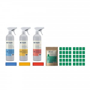 Ecopods Alu Starter Pack S