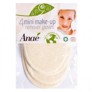 Anaé Wasbare Make-Up Want (4 stuks)