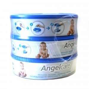 Angelcare Navulcassette voor luieremmer (3-pack)