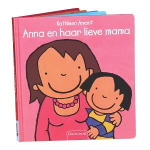 Clavis Leesboekje Anna en haar lieve mama
