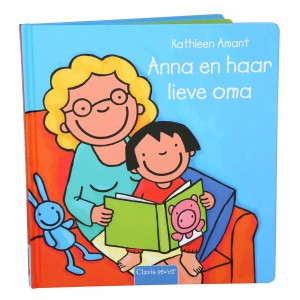 Clavis Leesboekje Anna en haar lieve Oma
