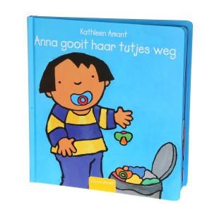 Clavis Leesboekje  Anna gooit haar tutjes weg
