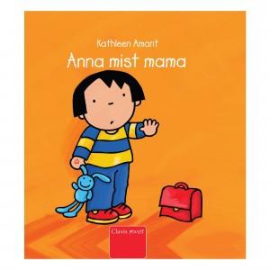 Clavis Leesboekje Anna mist mama