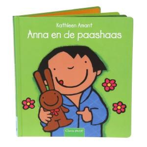 Clavis Leesboekje Anna en de Paashaas