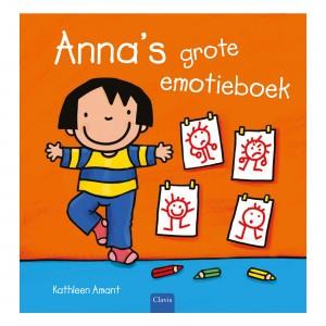 Clavis Conceptboek Anna's grote emotieboek