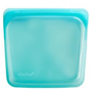 Stasher Bag Diepvrieszakje Aqua