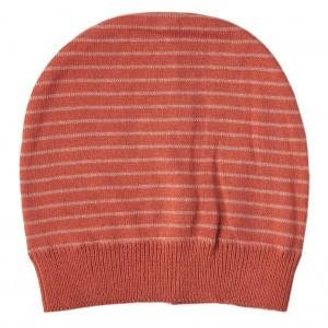 Mundo Melocoton Muts Organic Knitwear Stripes La Linea Chili (Baby)