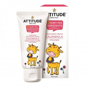 Attitude Little Ones Calendula Creme