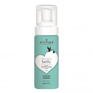 Attitude Blooming Belly Natural Gezichtsreiniger (150 ml)