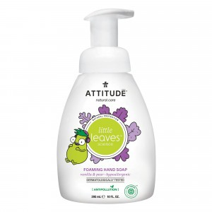 Attitude Little Leaves Handzeep Vanille & Peer (295ml)