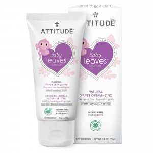 Attitude Baby Leaves Billenbalsem (75 ml)
