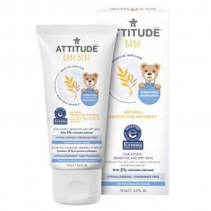 Attitude Sensitive Skin Beschermende zalf voor eczeem