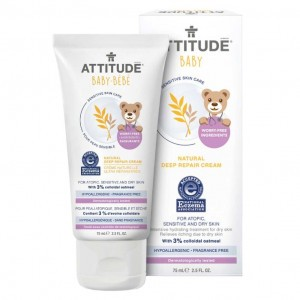 Attitude Sensitive Skin Herstellende Creme (75 ml)