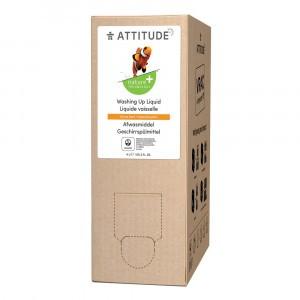 Attitude Afwasmiddel Citrus Zest Bulk2Go (4L)