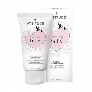 Attitude Blooming Belly Natural Voedende Balsem 150 ml