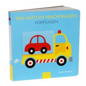 Clavis Boekje Van auto en vrachtwagen - Voertuigen