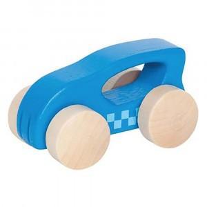 Hape Kleine Auto Blauw