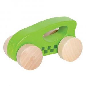 Hape Kleine Auto Groen
