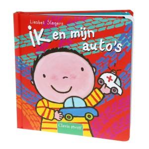 Clavis Leesboekje Ik en mijn auto's