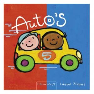 Clavis Leesboekje Auto's
