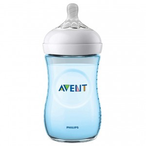 Avent Natural 2.0 Zuigfles 260 ml Blauw