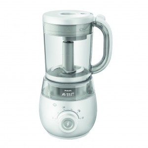Avent Gecombineerde stomer/blender 4-in-1