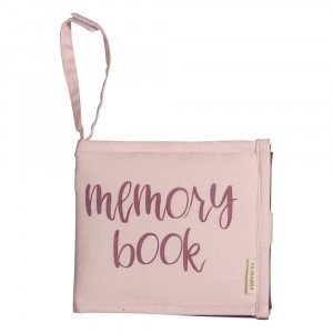 Filibabba Memory Book Light Rose
