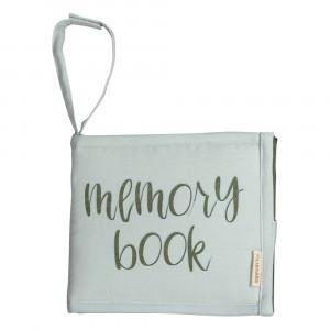 Filibabba Memory Book Dark Mint