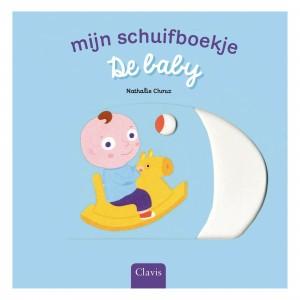 Clavis Mijn schuifboekje De baby