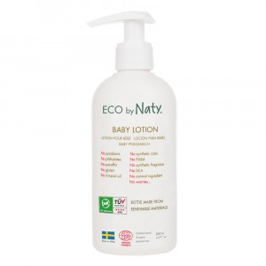Naty Eco Baby Lotion
