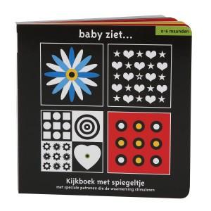 Oogappel Kijkboek Baby ziet...