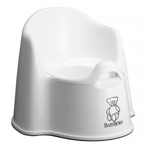 BabyBjörn Zetelpotje Wit