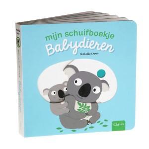 Clavis Mijn schuifboekje Babydieren