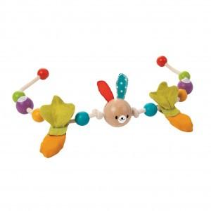 PlanToys Wandelwagenspeelgoed Konijn