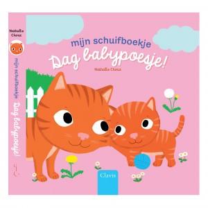 Clavis Mijn schuifboekje Dag babypoesje!
