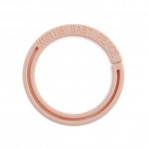 Kurtis Ring voor Autostoel en Kinderwagen Gordijntje Roze