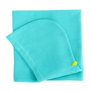 Ekobo Home Badcape Kind Aqua