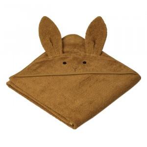 Liewood Badcape Rabbit Olive Green