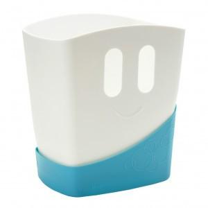 Ubbi Afdruipbak voor badspeeltjes blauw