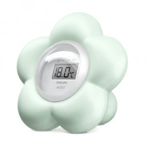 Avent Digitale Badthermometer Bloem Mint