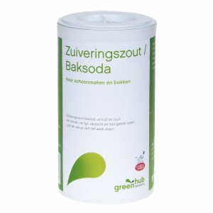 GreenHub Natriumbicarbonaat 500 gr