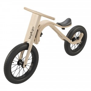 Leg & go Balance Bike 3 in 1