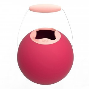 Quut Ballo Cherry Red/Sweet Pink
