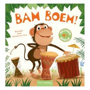 Clavis Geluidenboekje Bam Boem!