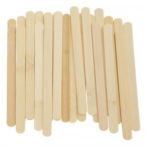 Haps Nordic Herbruikbare Bamboe Stokjes voor ijslolly's (25 stuks)