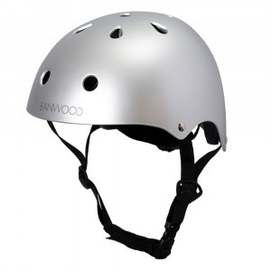 Banwood Helm Chrome (mat)