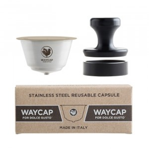 Waycap Hervulbare Dolce Gusto Capsule - Basic Kit (1 stuk)