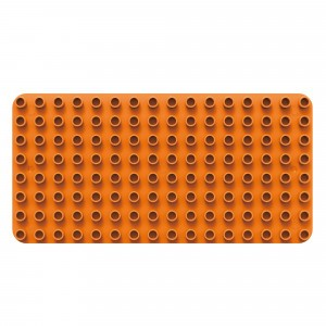 Biobuddi Basisplaat Oranje