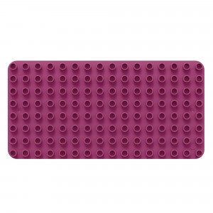 Biobuddi Basisplaat Roze