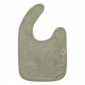 Timboo Slab met drukknoop Whisper Green